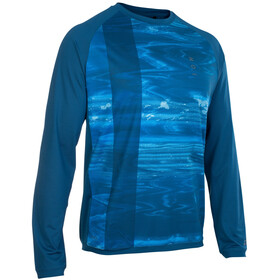ION Traze AMP LS Tee Men ocean blue